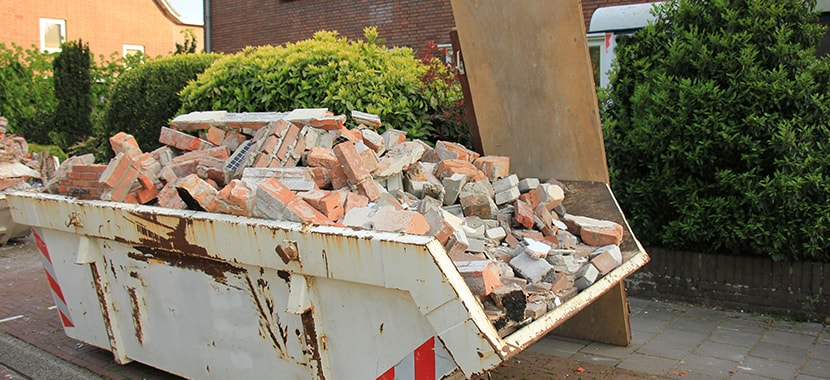How to get rid of hard rubbish from your home