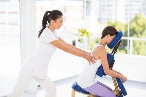 Benefits of Corporate Massage Therapy